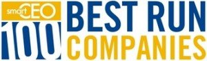 2012 SmartCeo 100 Best Run Company